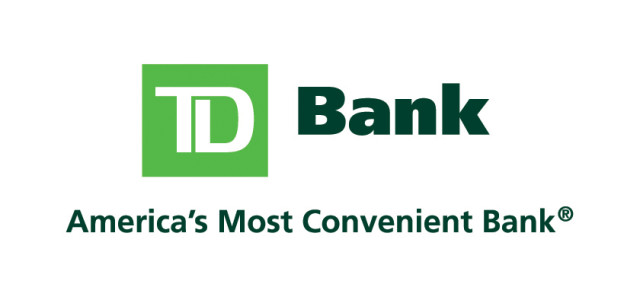TD (America's Most Convenient Bank) Logo
